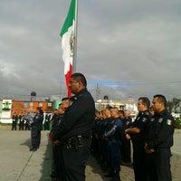 Photo taken at Delegacion Zona Oriente by Mauricio B. on 9/13/2013