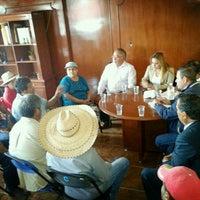 Photo taken at Delegacion Zona Oriente by Mauricio B. on 7/23/2013