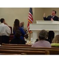 Photo taken at New Life Pentecostal Church by Josh S. on 1/5/2014