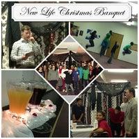 Photo taken at New Life Pentecostal Church by Josh S. on 12/15/2012