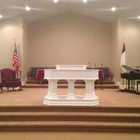 Photo taken at New Life Pentecostal Church by Josh S. on 1/24/2013