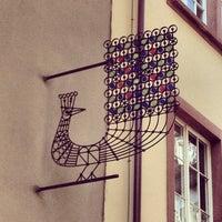 Photo taken at Basel by bellatrix b. on 7/11/2013