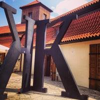 Foto tomada en Franz Kafka Museum por bellatrix b. el 7/17/2013