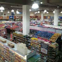 Photo taken at Carrossel Supermercados by Armindo M. on 2/18/2013