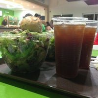 Photo taken at Salad Factory by Marive G. on 4/24/2013