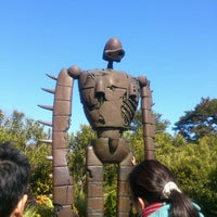 Photo taken at Ghibli Museum by Masahiko A. on 2/13/2013