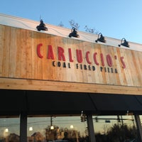 Photo taken at Carluccio's Coal Fired Pizza by Esha G. on 11/25/2012
