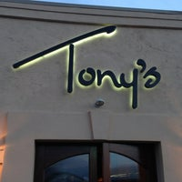 Photo taken at Tony's Steaks and Seafood of Cincinnati by Jerry P. on 1/29/2013