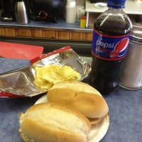 Photo taken at Billy D's Hamburgers by Tom D. on 3/26/2014
