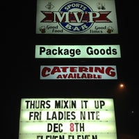 Photo taken at MVP by Tom D. on 12/9/2012