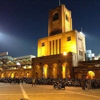 Photo taken at Stadio Renato Dall'Ara by Nicola P. on 3/16/2013