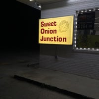 "Photo taken at Sweet Onion Junction by Amy ""Amo"" B. on 10/18/2014"