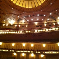 Photo taken at Powell Hall by Annie W. on 12/8/2012