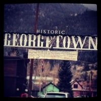 Photo taken at Georgetown, CO by Carmen V. on 12/8/2012