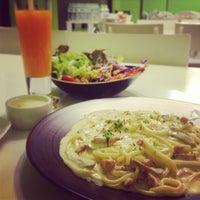 Photo taken at Steak&Salad Restaurant by Nusara K. on 8/18/2013