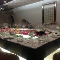 7/11/2013 tarihinde Glo L.ziyaretçi tarafından El Club del Vino Mexicano'de çekilen fotoğraf
