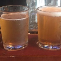 Photo taken at Zeta Brewing Co. by Aaron H. on 5/31/2017