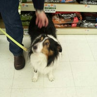 Photo taken at Pet Supplies Plus by Abbie C. on 1/19/2013