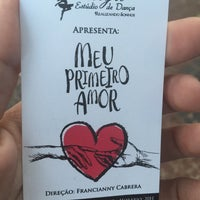 Photo taken at Teatro Dom Bosco by Cristina M. on 12/11/2015