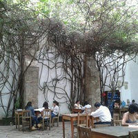 Photo taken at Instituto De Artes Gráficas De Oaxaca (IAGO) by Analí J. on 7/23/2013