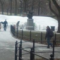 1/23/2013 tarihinde Merz G.ziyaretçi tarafından Central Park - Amphitheater'de çekilen fotoğraf