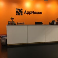 Photo taken at AppNexus by Josica G. on 9/18/2017