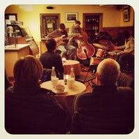 Photo taken at Hastings Station Cafe by gary on 1/26/2013