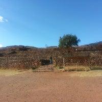 Photo taken at Ruinas Piquillaqtay by Mari G. on 8/14/2013
