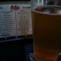 Photo taken at Echo Tap & Grill by Scott O. on 10/14/2012