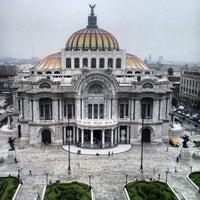 Das Foto wurde bei Palacio de Bellas Artes von Martin H. am 4/26/2013 aufgenommen