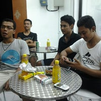 Photo taken at a warung by Ode S. on 5/8/2013