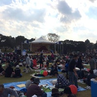Photo taken at 栗源運動公園 by Kazuya M. on 11/17/2013