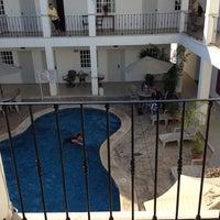 Photo taken at Hotel María José by Adan K. on 1/26/2014