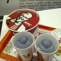 Photo taken at KFC by Mikhail F. on 1/11/2014