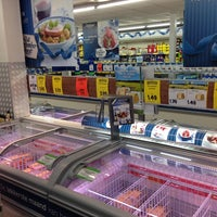 Photo taken at Lidl by Cynthia A. on 12/11/2013