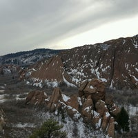 Photo taken at Roxborough State Park by Usha R. on 1/21/2017