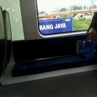Photo taken at KTM Line - Subang Jaya Station (KD09) by WAK L. on 1/3/2013