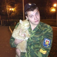 Photo taken at Спальный корпус 1МКК by DJ Alex Sandr on 9/25/2012