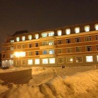 Photo taken at Спальный корпус 1МКК by DJ Alex Sandr on 2/11/2013