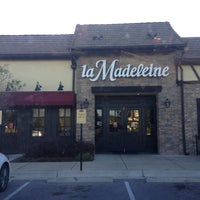 Photo taken at la Madeleine French Bakery & Café Sunset Valley by Jonathan C. on 11/6/2012