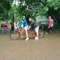 Photo taken at Park And Go - Kebun Binatang Ragunan by nD D. on 2/2/2014