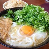 Photo taken at Maki no Udon by mocchi_p on 4/29/2013