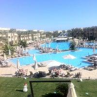 Снимок сделан в Rixos Sharm El Sheikh пользователем Önder Y. 12/13/2012