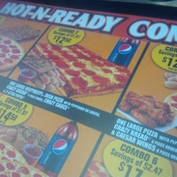 Photo taken at Little Caesars Pizza by Heather F. on 6/2/2014