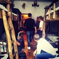 Photo taken at MisterHostel by Dmitry F. on 10/13/2012
