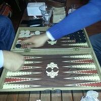 Photo taken at Beyzade Nargile by İsa S. on 12/1/2012
