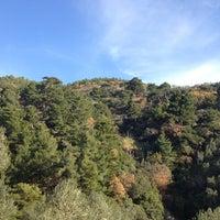 Photo taken at Mount Ida by Ecevit Gökçe Y. on 12/26/2012