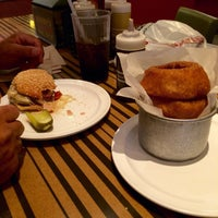Photo taken at Bobby's Burger Palace by Margaret on 8/12/2015
