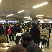 Photo taken at Toda-Kōen Station by Miho S. on 2/5/2013