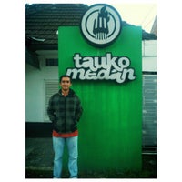 Photo taken at Tauko Medan by haqqi h. on 10/27/2013